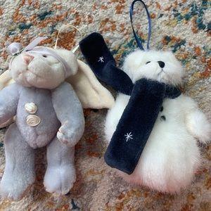 Boyds Bears ornaments lot